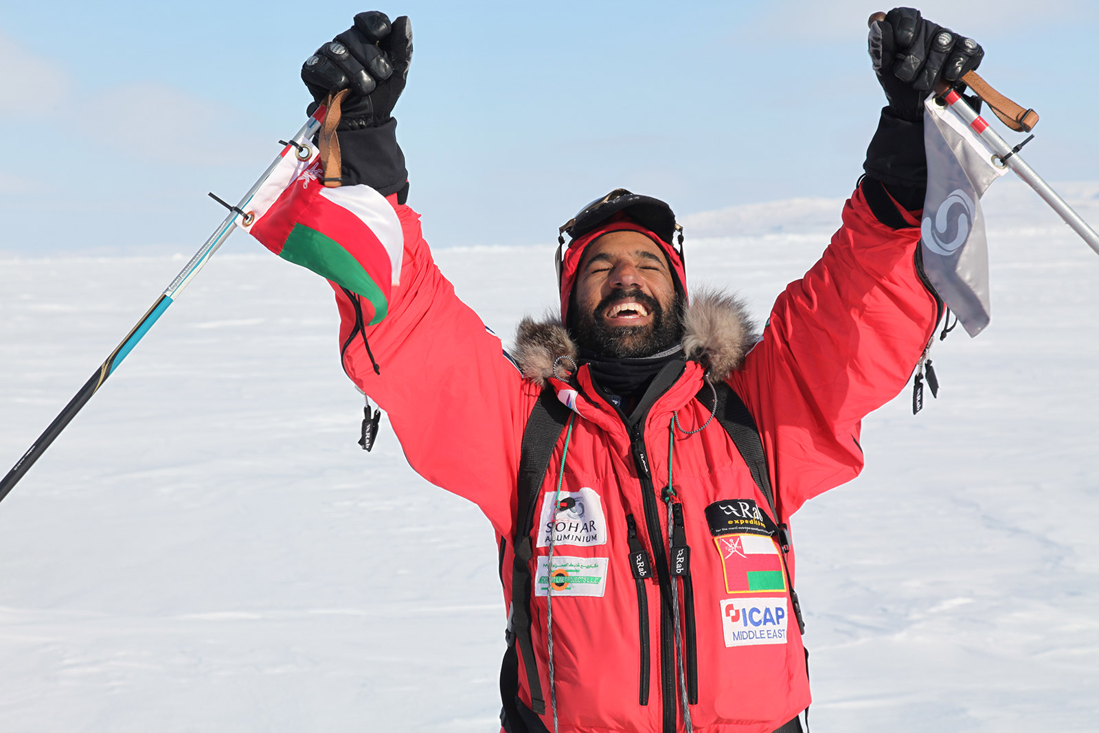 Nabil Al Busaidi The Arab Adventurer